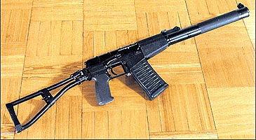 Автомат был разработан вместе со снайперской винтовкой ВСС Винторез.  Обладает отличным патроном , котрый способен...